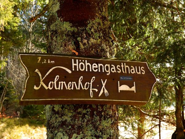 Hier gehts zum Höhengasthaus Kolmenhof!