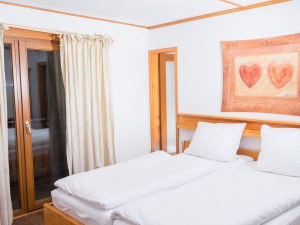 Zimmer Nr. 3 mit Balkon