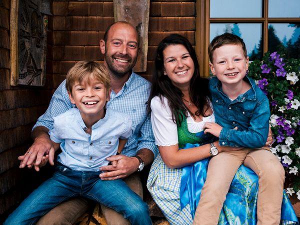 Gastgeber Familie Dold