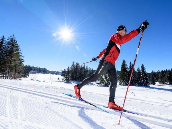 Zeit für Wintersport im Schwarzwald