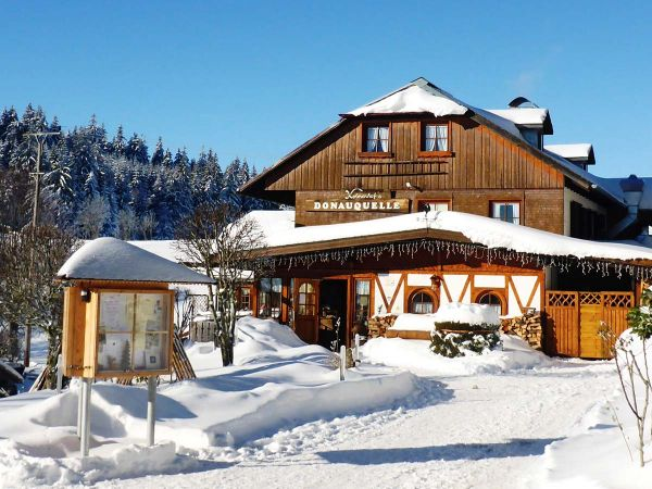 Kolmenhof im Winterkleid