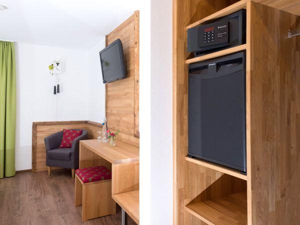 Zimmer Nr. 6 - komfortabel, hell und gut ausgestattet