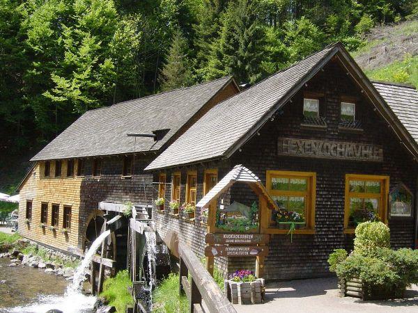 Hexenlochmühle in Furtwangen im Schwarzwald