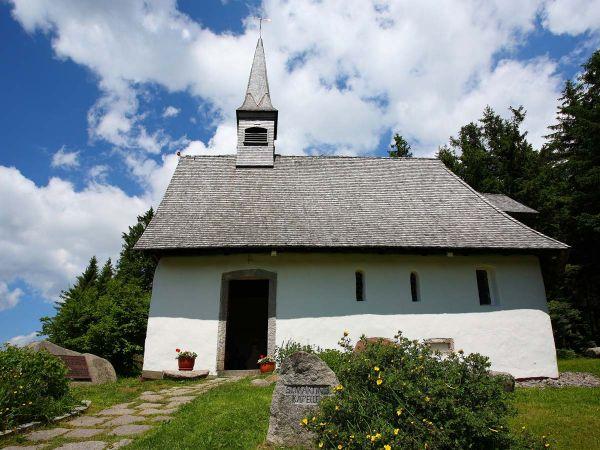 Die historische Martinskapelle in Furtwangen im Schwarzald