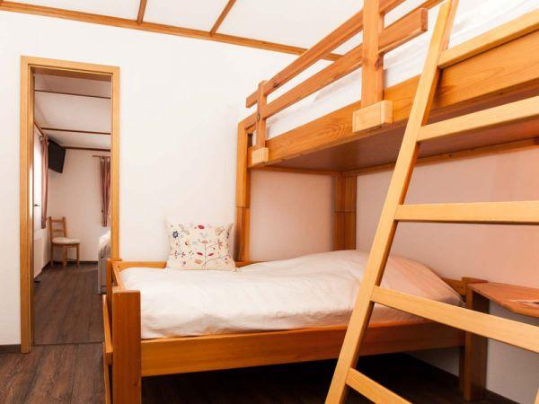 Zimmer für Familien mit Kindern