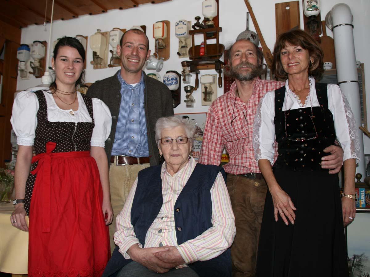 2008: Drei Generationen